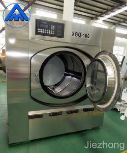 Laundry Washing Machine/ Industrial Washing Machine/ Fabric Industrial Washing Machine Fully Auto Xgq-100 pictures & photos