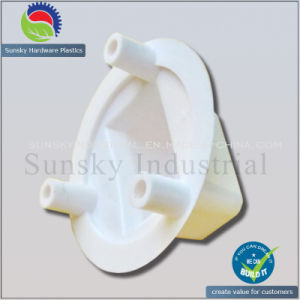 Custom Plastic Injection Molded Part for Fixing Base Cover (PL18050) pictures & photos