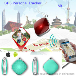Fshionable Mini GPS Tracker with GPS +Lbs+WiFi (A9) pictures & photos