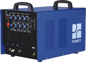 Plasma AC/DC Welding Machine with TIG/MMA (WSME-200/250/315) pictures & photos