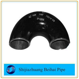 CS Pipe Fitting 180deg 1.5D Lr Bw Elbow pictures & photos