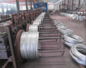 Bwg 22 7kg Electro Galvanized Iron Wire/Galvanized Binding Wire pictures & photos