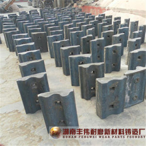 High Manganese Steel Ball Mill Liner