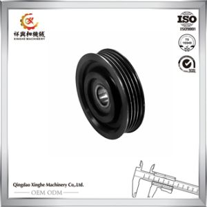 Sand Casting Pulley Ggg40 V Grove Ductile Iron Cast Pulley pictures & photos