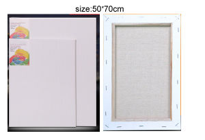 Wholesale Stretched Canvas with 100% Cotton pictures & photos