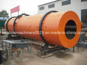 High Capacity Drum Fertilizer Granulator Machine