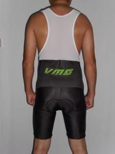 Full Sublimation Lycra Cycling Bib Shorts