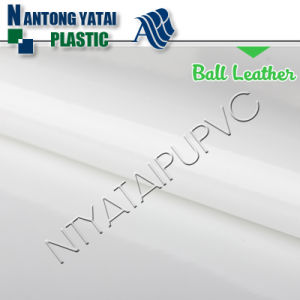 Football PVC PU Foam Synthetic Leather for Soccer Balls