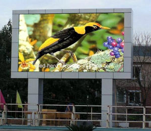Hot Sale Outdoor LED Display P10 Factory Price New Product pictures & photos