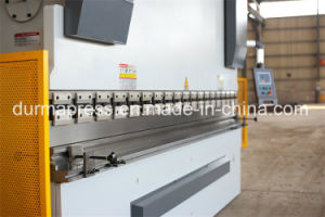 Durmapress We67k-160t*3200 Hydraulic CNC Press Brake for Sale pictures & photos