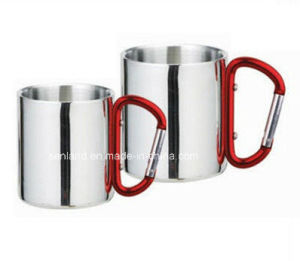 10oz Stainless Steel Coffee Mug (TY-408)