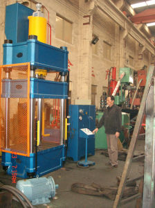 200ton Hydraulic Four Column Metal Press Machine pictures & photos