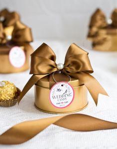 Wedding Round Mint Tin Box (FV-050807) pictures & photos