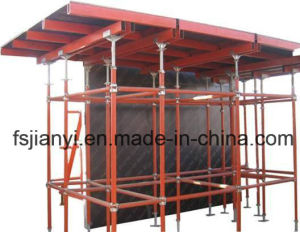 Powder Coating Used Steel Cuplock Scaffold pictures & photos