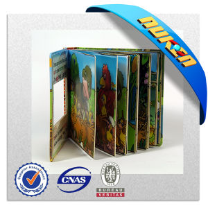 Printing Children 3D Lenticular Story Book pictures & photos