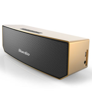 Bluedio BS-3 (Camel) Mini Bluetooth Speaker Portable Wireless Speaker Home Theater Party Speaker Sound System 3D Stereo Music pictures & photos