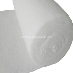 White Needle Punched Nonwoven Geotextile Fabric pictures & photos