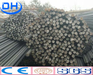 High Quality Steel Rebar for Construction in China Tangshan pictures & photos