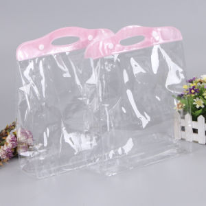 Plastic Gift Bag for Cosmetic and Storage pictures & photos