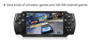 Portable Android 4.3 Inch Game Player JXD S602B