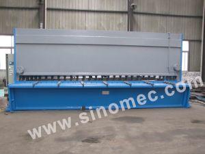CNC Guillotine Shear / Cutting Machine / Hydraulic Shear Machine (QC11Y-20X6000) pictures & photos