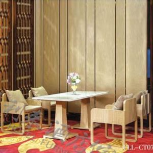 2015 Customized New Design Chinese Restaurant Furniture
