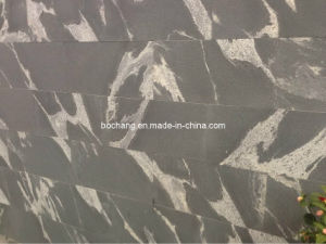 Kashmir White Black Granite for Tile Slab Countertop pictures & photos