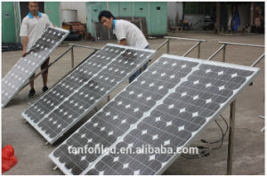 High Efficiency Mono and Poly Solar Panel with Ce RoHS pictures & photos