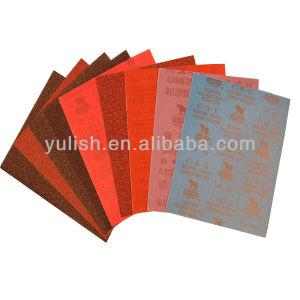 Abrasive Sand Paper/Sanding Paper (001301)