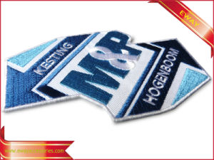 Garment Cutting Embroidery Patch Decoration Fabric Patch pictures & photos