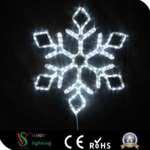 Christmas Decoration Snowflake Motif Light pictures & photos