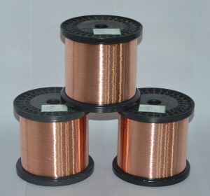 CCA 10% 15% Wire Copper Clad Aluminum Wire 1.0mm