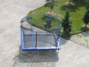 Popular Square Trampoline (SX-FT(E))