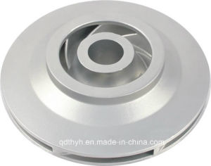 OEM Stainless Steel Investment Casting, Lost Wax Casting for Impellers pictures & photos