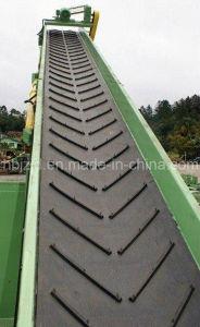 Ep Chevron Rubber Conveyor Belt pictures & photos