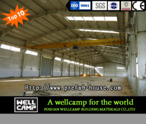 Widely Used Steel Structure Warehouse Building pictures & photos