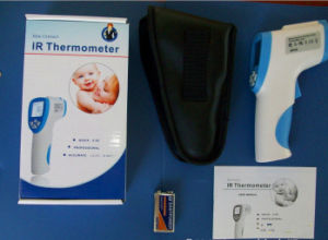 Infrared Forehead Thermometer/Infrared Thermometer/Laser Thermometer/IR Thermometer pictures & photos