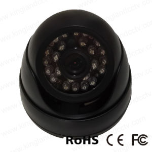 High Resolution Vandalproof Night Vision Aluminum Dome Camera for Bus pictures & photos