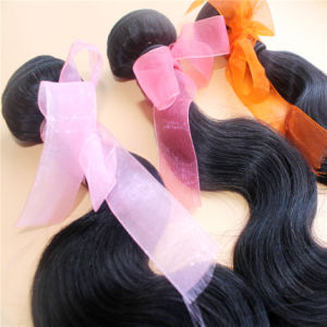 8A Unprocessed Hair Body Wave Natural Color Brazilian Remy Hair pictures & photos