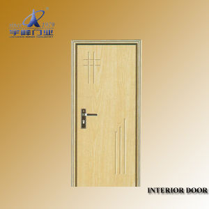 PVC Toilet Interior Door pictures & photos