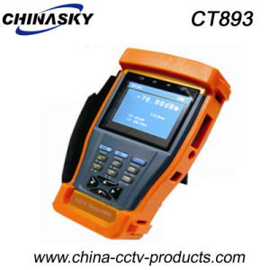 "3.5""TFT-LCD CCTV Video Tester Monitor with 12VDC Output (CT893) pictures & photos"