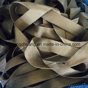 Fire Resistant Woven Tape/Heat Insulation Basalt Fiber Wrap pictures & photos