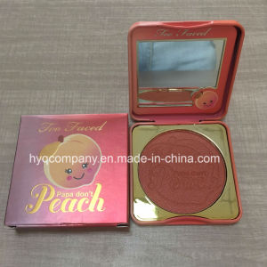Fashionable Too Faced Peach 1color Eyeshadow Palette Blusher pictures & photos