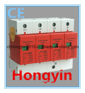Ly1-B820-3p +N Module Power Surge Protector SPD pictures & photos
