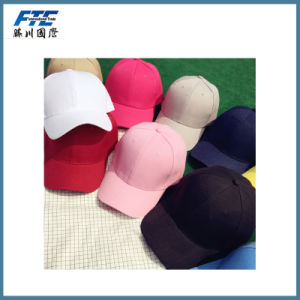 OEM 6 Panel Baseall Cap More Colors pictures & photos