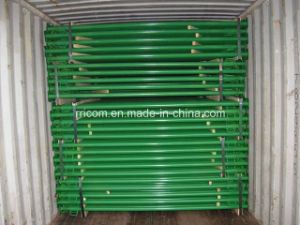 Powder Coated/Paintig Light Type Steel Scaffold Props for Formwork pictures & photos