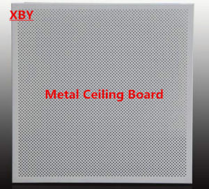 Aluminum Metal Hole Ceiling Panel pictures & photos