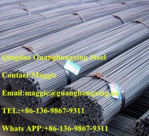 BS 4449 460b, Steel Deformed Rebars pictures & photos