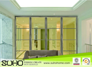 Hot Sale Aluminium Partition Sliding Door