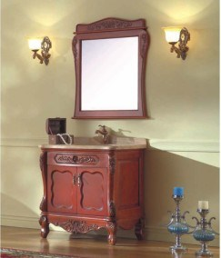 Classicism Cabinet Mirror Cabinet (CC2001) pictures & photos